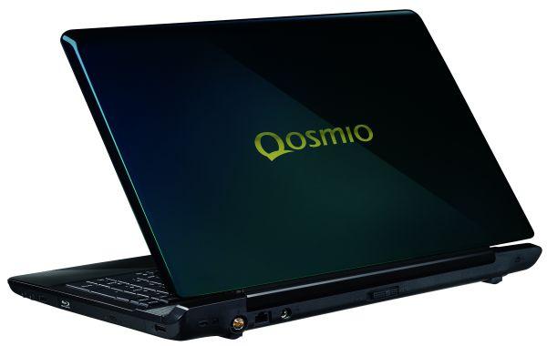 Toshiba Qosmio F60-159, ordenador portátil que convierte vídeo 2D en 3D