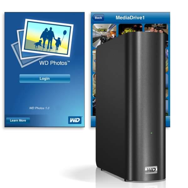 Western Digital saca el disco duro para red My Book Live en versión de 3 TB