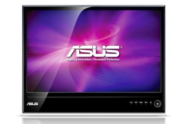 Asus MS, monitores ultrafinos de alta definición con soporte de diseño