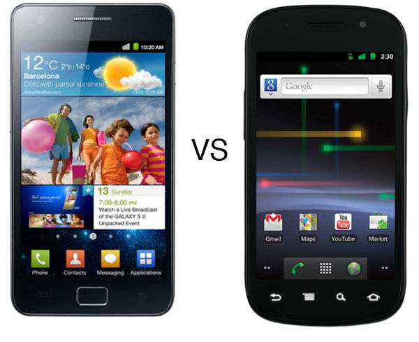 Galaxy-SII-vs-NexusS