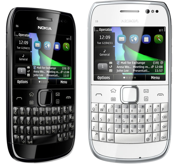 Nokia-E6