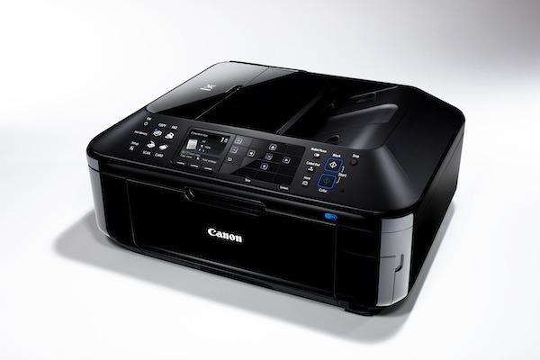 Canon Pixma MX885, impresora multifunción 4 en 1 con todo tipo de conexiones