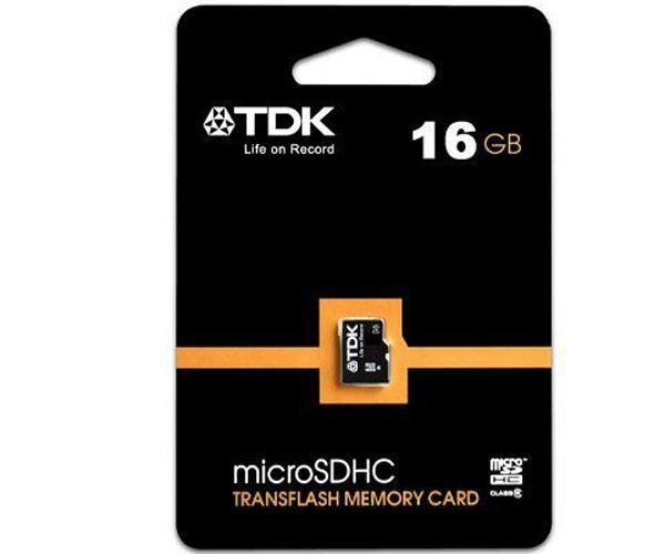 TDK-micro-SDHC