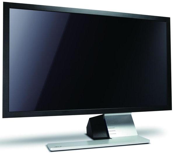 Acer S273HL y S243HL, Acer mejora el diseño de los premiados monitores S3