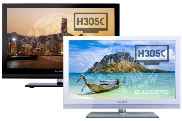 Blusens H305C, un televisor LED HD-Ready, con pantalla de 26 pulgadas