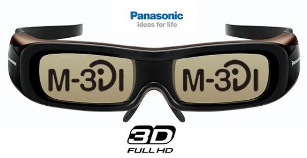El nuevo estándar M-3DI ofrece gafas 3D activas válidas para usar en casa y en el cine