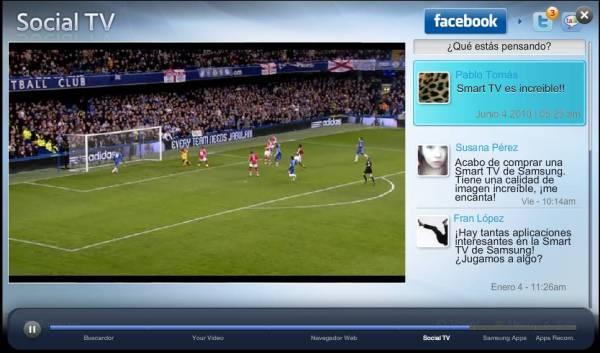 Samsung Smart TV, todo sobre Samsung Smart TV con fotos, videos y opiniones