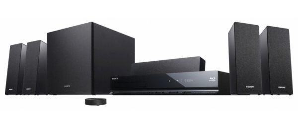 Sony BDV-E280, sistema de cine en casa todo en uno con Blu-ray 3D