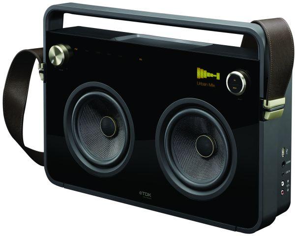 TDK Boombox, todo sobre el TDK Boombox con fotos, vídeos y opiniones