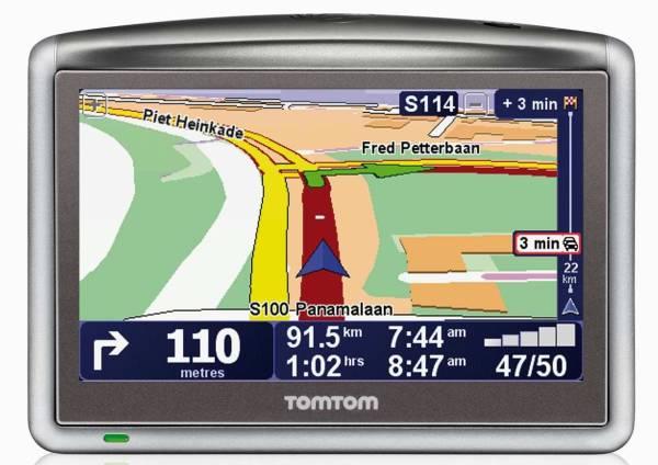GPS y datos personales, la policia holandesa espía a los dueños de equipos Tom Tom