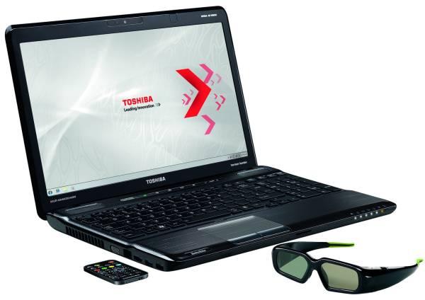 Toshiba y 3D, llegan los ordenadores portátiles P700, con pantalla compatible 3D