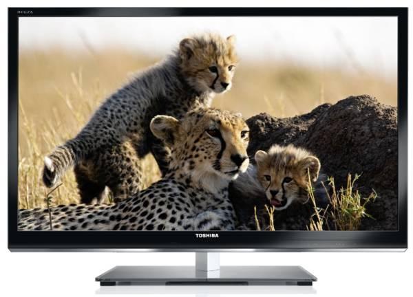 Toshiba Regza UL863, televisores LED que se quedan con la cara del espectador