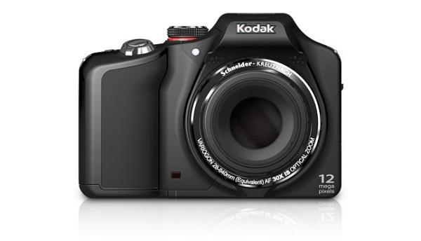 Kodak Easyshare MAX, cámara bridge con gran zoom y grabación de vídeo en alta deficnición