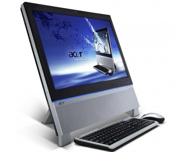 Acer aspire Z5763, ordenador todo-en-uno con monitor en 3D