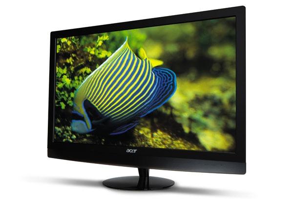 Acer MT, monitores de Acer para trabajar con el ordenador y ver canales de televisión