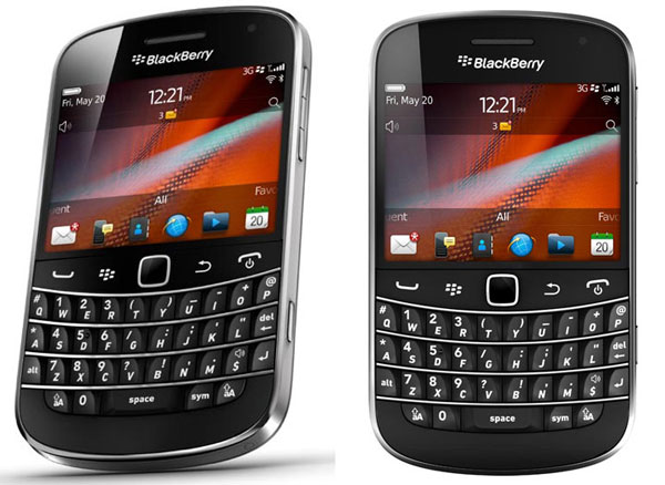 BlackBerry Bold 9900, nuevo móvil BlackBerry con pantalla táctil y teclado QWERTY