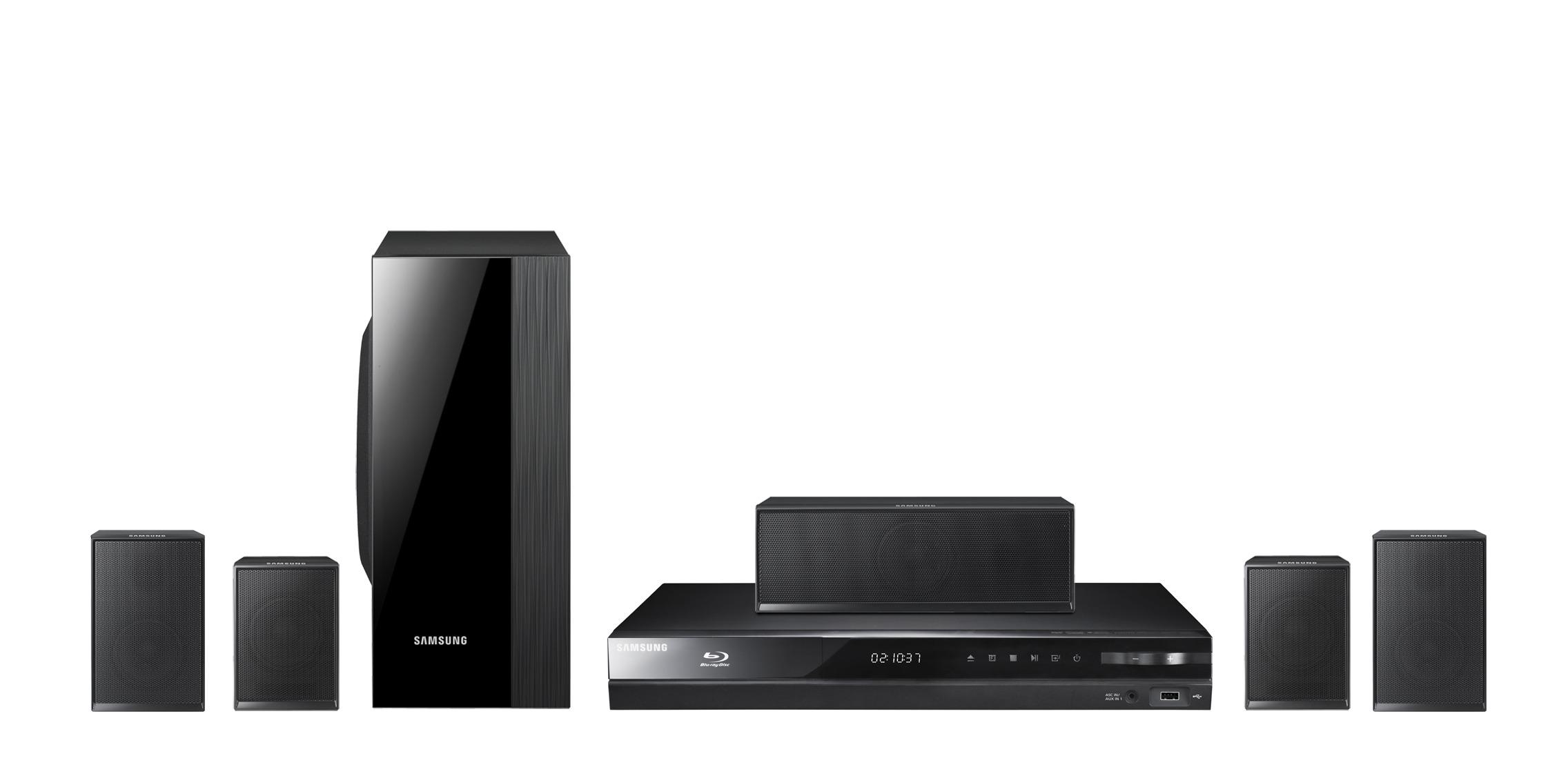 Samsung HT-D4500, cine en casa compatible con todo