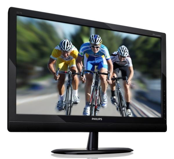 Philips 221TE2L, monitor con televisión Full HD integrada