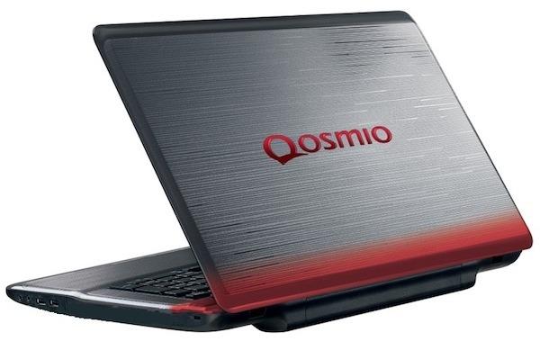 Toshiba Qosmio X770, el nuevo portátil para jugones que acepta 3D