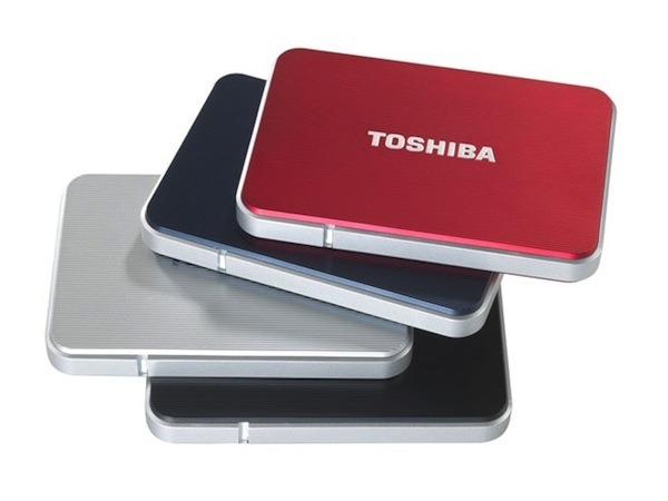Toshiba STOR.E Edition USB 3.0, se mejoran los discos duros portátiles para más velocidad