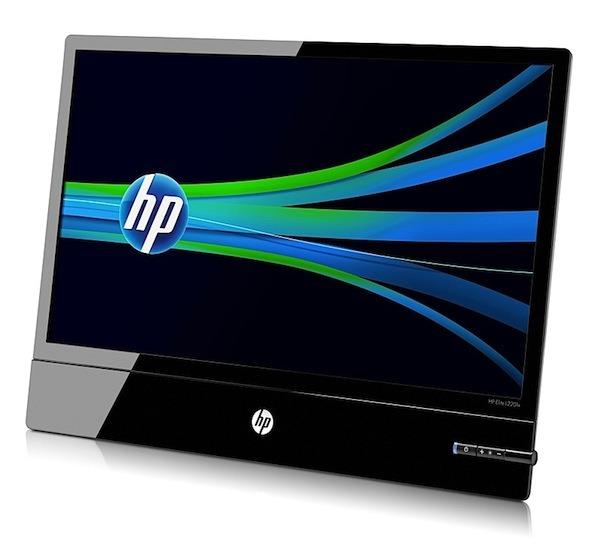 HP Elite L2201, un monitor ultrafino realmente atractivo