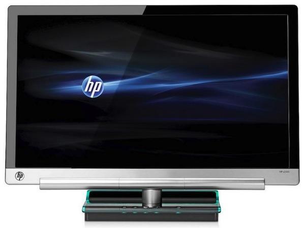 HP x2301, un monitor LED de alta definición que destaca por el diseño