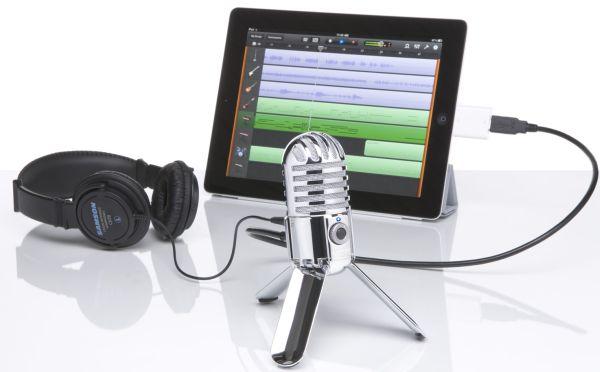 Samson Meteor Mic, un micrófono con aspecto clásico y prestaciones de primera línea
