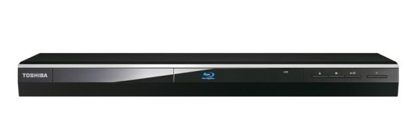 Toshiba BDX3200, lector Blu-ray compatible 3D