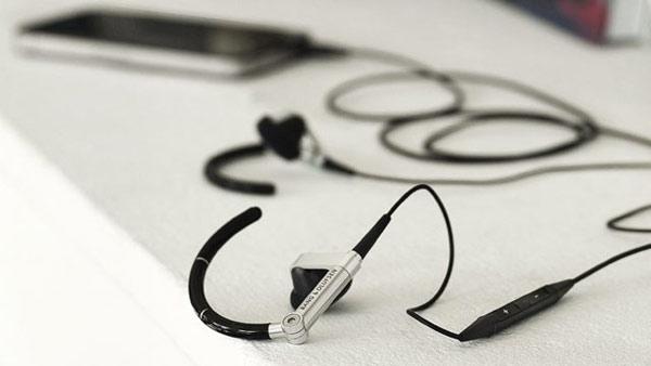Bang & Olufsen Earset 3i, auriculares para el iPhone a un precio de lujo