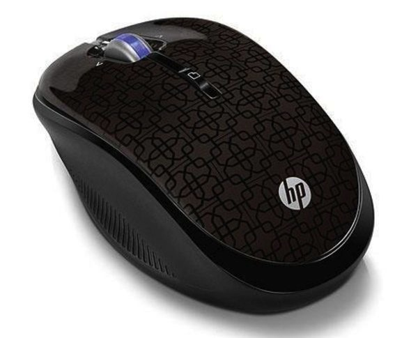 HP 2.4GHz Wireless Optical Mobile Mouse, un ratón disponible en muchos colores
