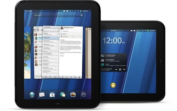 HP TouchPad Accessories, nueva gama de accesorios para la tableta americana