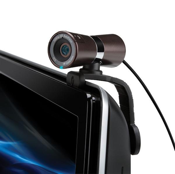 HP Webcam HD-4110 y HD-2200, dos webcams de alta definición y atractivas