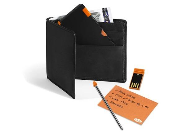 LaCie WriteCard, un accesorio para notas muy manejable