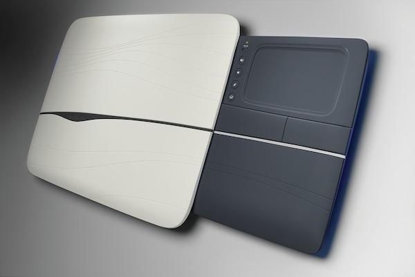 Logitech Lapdesk N600, soporte y ratón multitáctil muy intuitivo