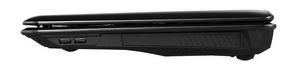 MSI GX780, un portátil para jugones con materiales de buena calidad