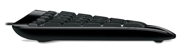 Microsoft Comfort Curve 3000, un teclado con curvas que resultan atractivas