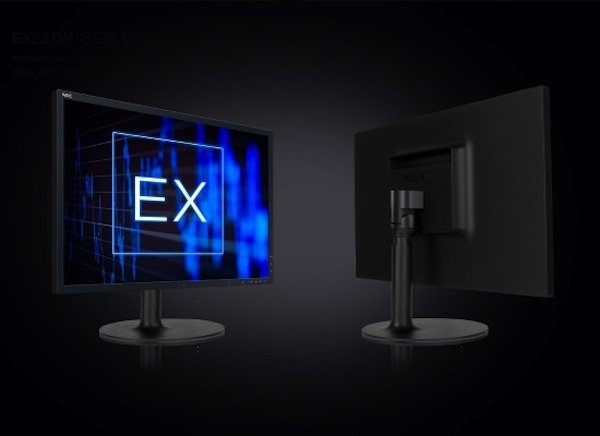 NEC MultiSync EX231Wp, un monitor inteligente de 23 pulgadas FullHD