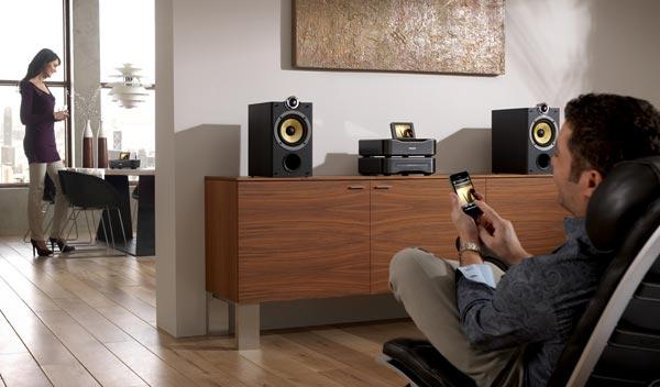 Phillips WMS8080, música por toda la casa con conexión WiFi