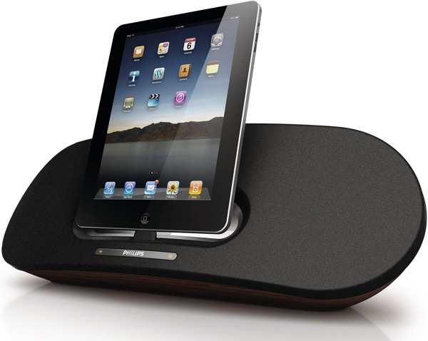 Philips DS9/10, base para iPod, iPhone y iPad