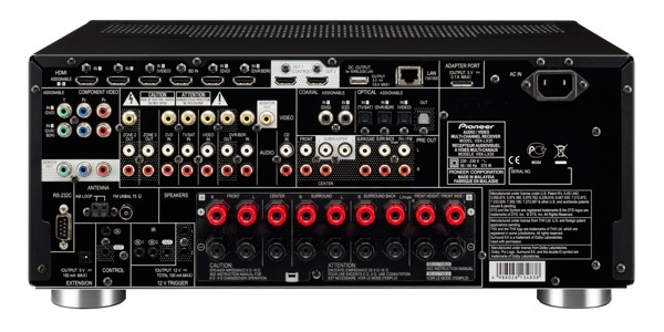 Pioneer VSX-LX55, un receptor Home Cinema con conexión a Internet y WiFi