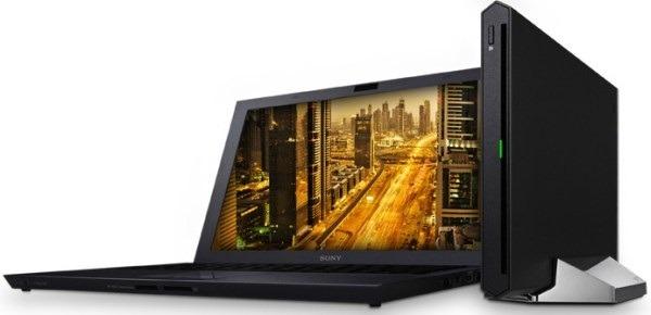 Sony Vaio Z, lujoso portátil de 13 pulgadas y Core i7