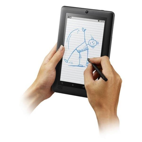ViewSonic ViewBook 730, nueva tablet de bajo coste y de alta definición