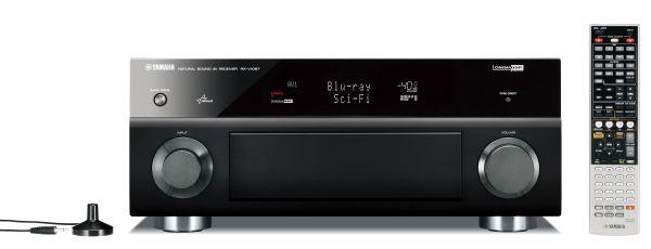 Yamaha AV Controller, una APP para los amplificadores de cine de la casa