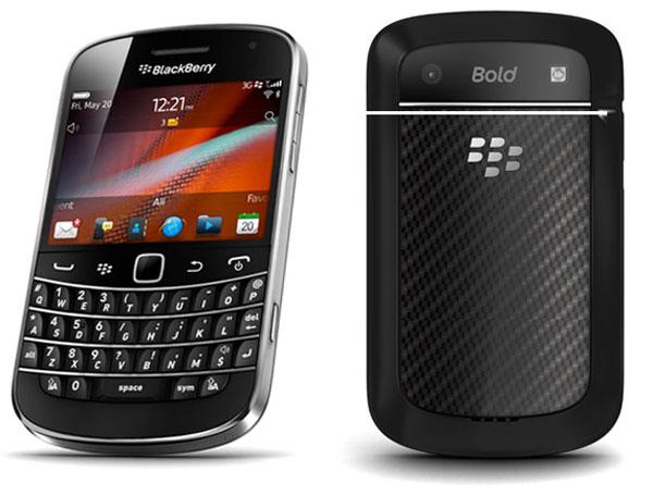 BlackBerry Bold 9900, vídeo del nuevo móvil BlackBerry por parte de Vodafone