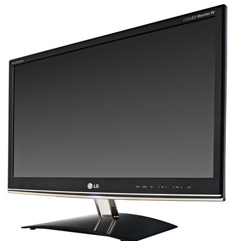 LG DM2350D, un nuevo monitor 3D con sintonizador TDT 4