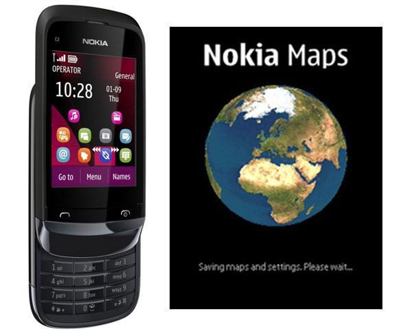 Nokia Maps y Nokia S40, los nuevos móviles Nokia podrán usar Nokia Maps 3