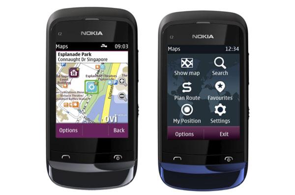 Nokia Maps y Nokia S40, los nuevos móviles Nokia podrán usar Nokia Maps