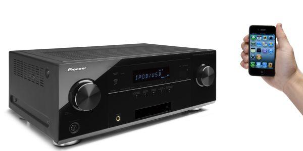 Pioneer VSX-1021, un amplificador de cine 7.1 con las tecnologías más actuales