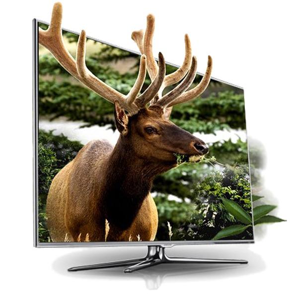 Samsung UE40D8000, un televisor LED 3D de diseño con Internet