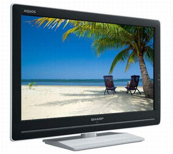 Sharp Aquos LE430, nueva serie de televisores de 19 a 32 pulgadas